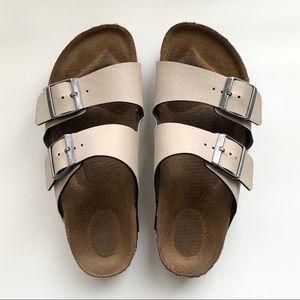 Birkenstock WIDE Arizona Birko-Flor Slide Sandal